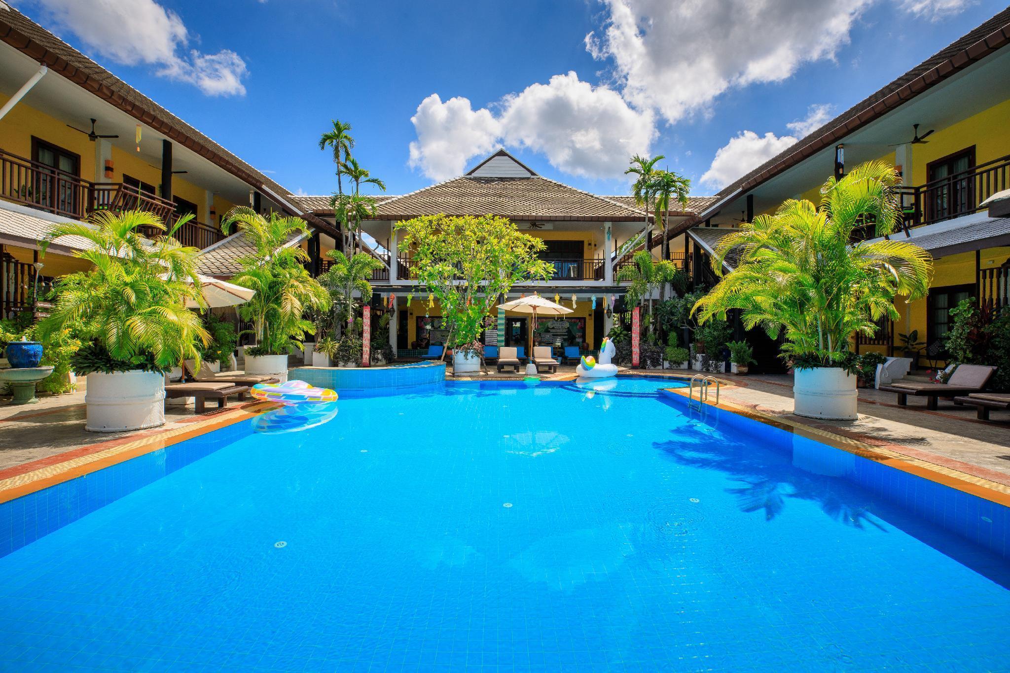 Vdara Pool Resort Spa, Chiang Mai วีดารา พูล รีสอร์ต สปา เชียงใหม่