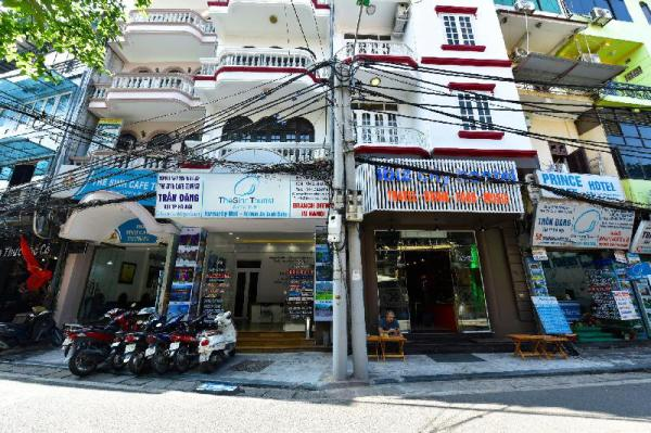 The Tourist Hotel Hanoi