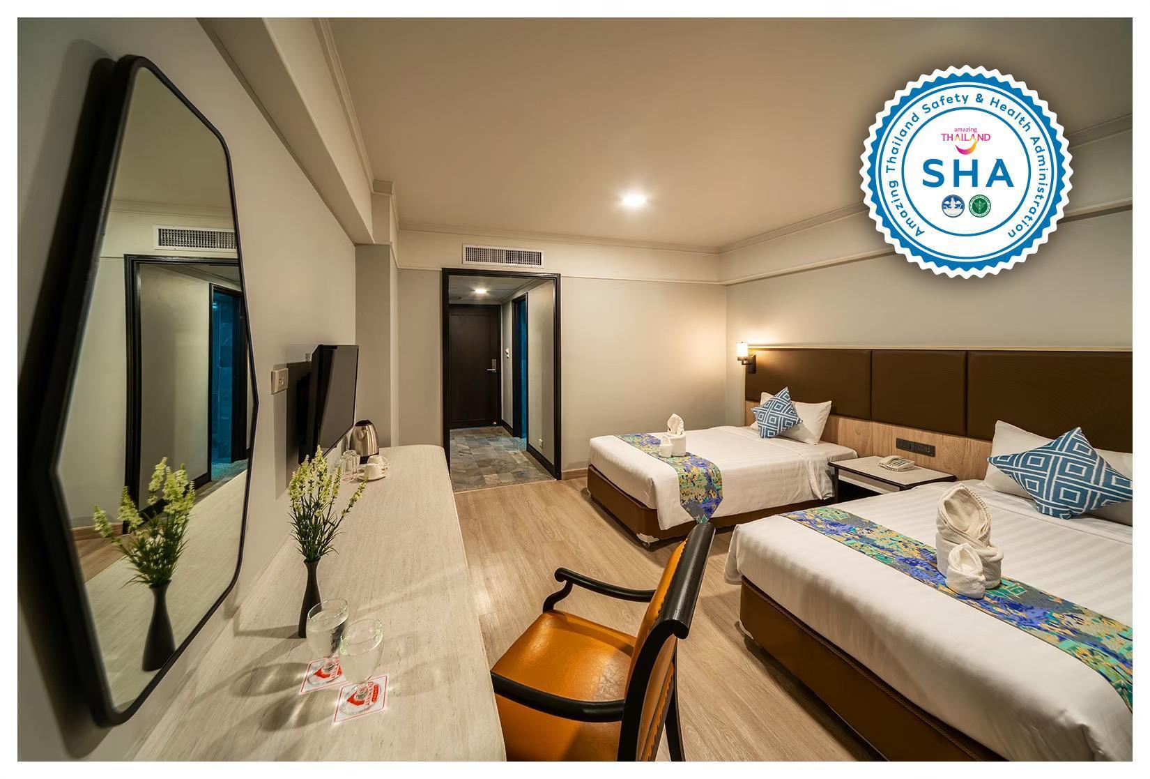 Karnmanee Palace Hotel (SHA Certified)
