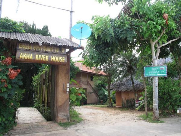 Akha River House Chiang Rai