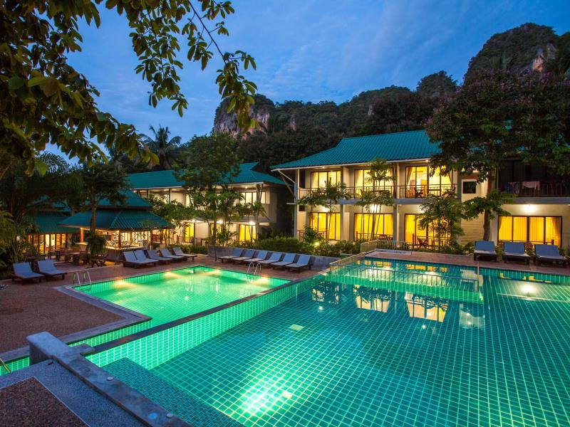 Hotel Murah di Ton Sai Krabi - Dream Valley Resort