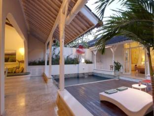 克里斯納精品別墅 峇里島 - 游泳池
