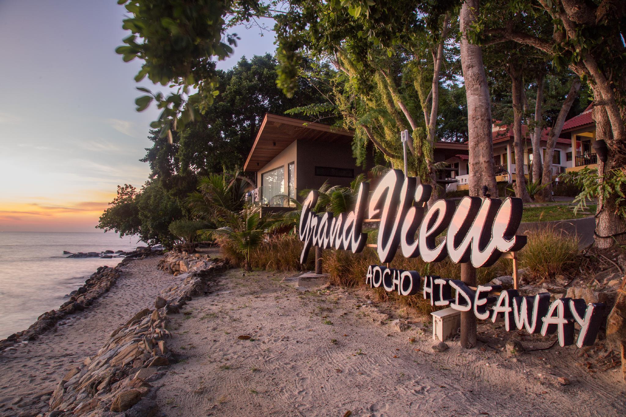 Ao Cho Grandview Hideaway Resort อ่าวช่อ แกรนด์วิว ไฮด์อะเวย์ รีสอร์ท