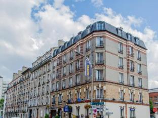 巴黎弧型奧爾良門酒店