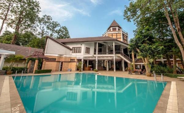 The Legacy River Kwai Resort Kanchanaburi