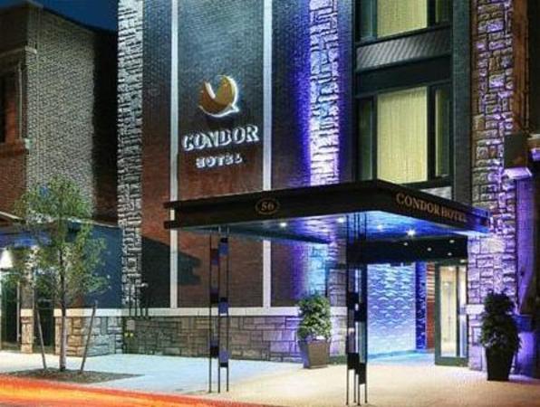 Condor Hotel Brooklyn New York