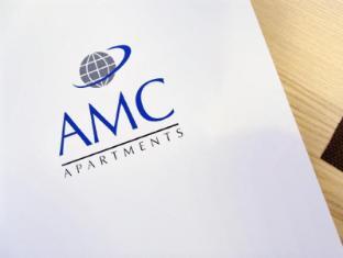 AMC Apartments Berlin - Reception
