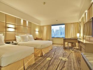 The Park Lane Hong Kong a Pullman Hotel הונג קונג - חדר שינה