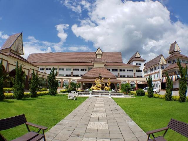 โรงแรมเมเจอร์ แกรนด์ – Major Grand Hotel