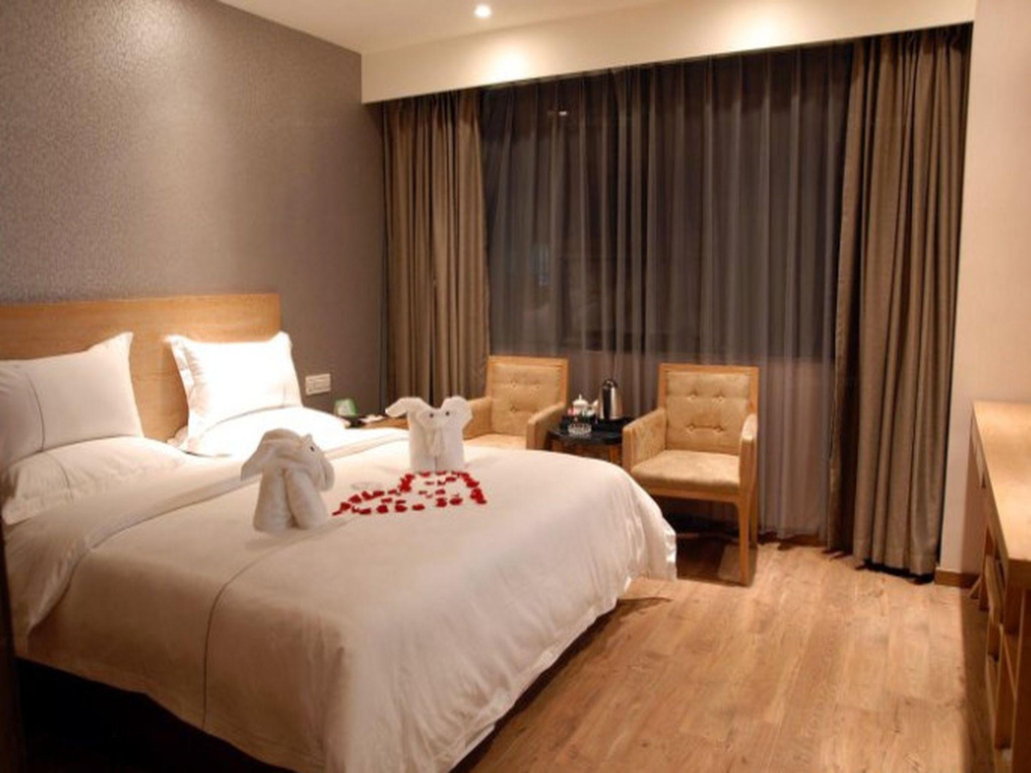 Insail Hotels  Guangyuanxincun Jingtai Pedestrian Street Guangzhou