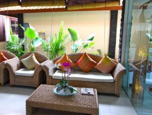 Jimbaran Cliffs Private Hotel & Spa Bali - Lobby