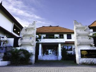 Jimbaran Cliffs Private Hotel & Spa Bali - Jimbaran Cliffs Entrance