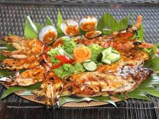 Jimbaran Cliffs Private Hotel & Spa Bali - BBR Seafood