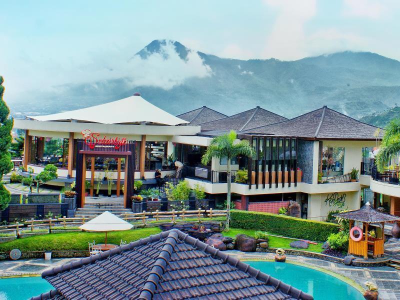 Penginapan / Villa di Wisata Batu Malang
