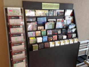 Hotel Vista Premio Kyoto Kawaramachi Kyoto - Mappa