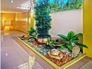 Bohol Casa Nino Beach Resort Wyspa Panglao - Wnętrze hotelu