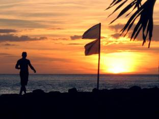 Bohol Casa Nino Beach Resort Wyspa Panglao - Plaża