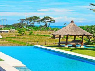 Sanctuario Luxury Hotel & Villas Sanur Bali Bali - Rice fields and Ocean View