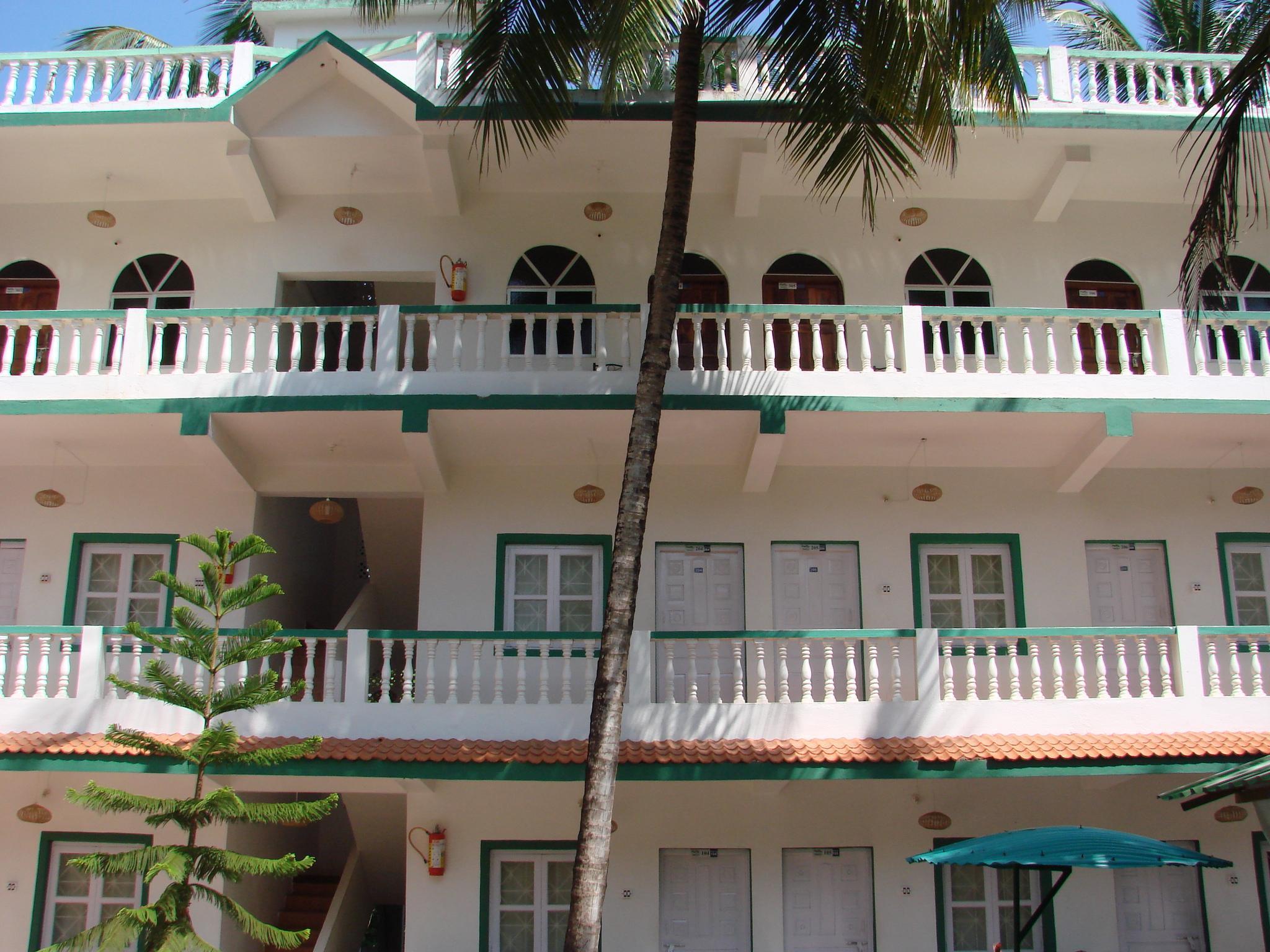 Mandrem Retreat Chillax Stay Resort