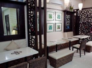 Hotel Stella Cebu City - Hotellet från insidan