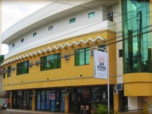 Sun Avenue Tourist Inn And Cafe Tagbilaran stad - Hotel exterieur