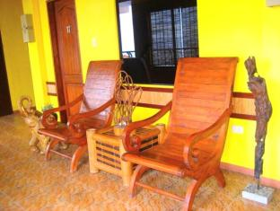 Sun Avenue Tourist Inn And Cafe Tagbilaran stad - Hotel interieur