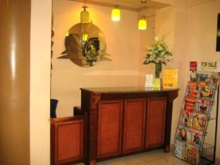 Sun Avenue Tourist Inn And Cafe Tagbilaran stad - Receptie