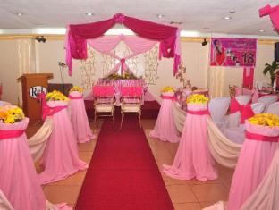 Rosas Garden Hotel Manila - Function Room Set Up