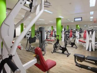 Jerusalem Gate Hotel Jerusalem - Fitness Room