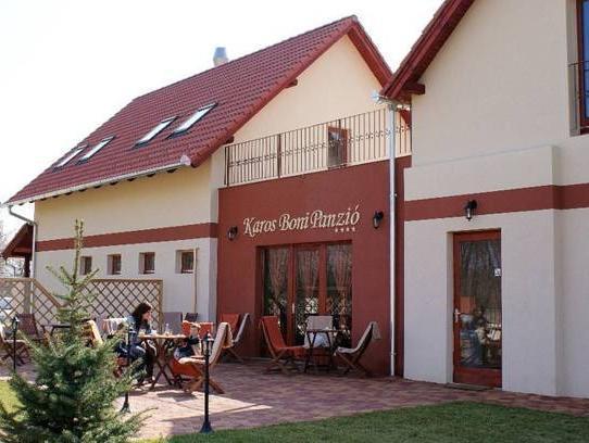 Boni Csaladi Wellness Hotel