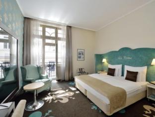 La Prima Fashion Hotel Budapest - Deluxe double plus room