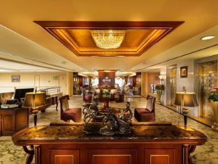 Officers Club & Hotel Abu Dhabi - Lobby