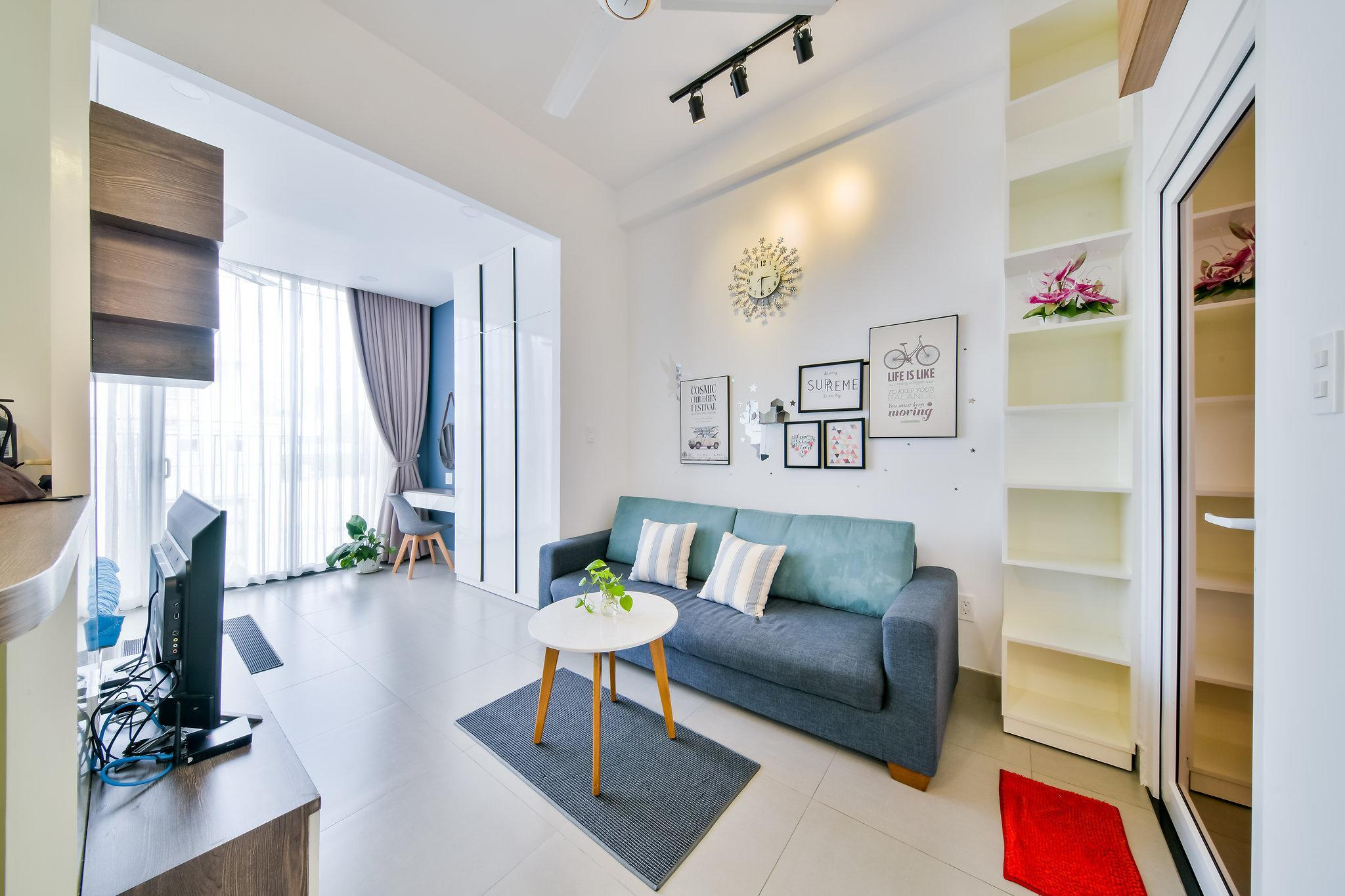 Serviced Apartment 03.02 In Thao Dien District 2