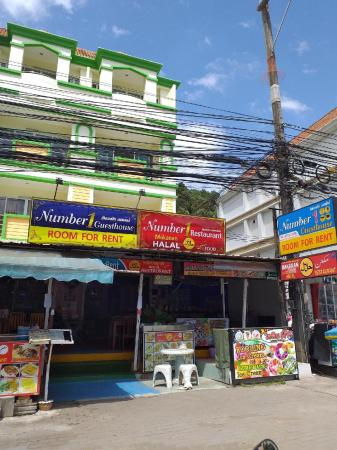 Number 1 Guesthouse & Restaurant Krabi