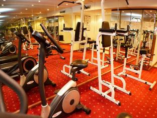 Hotel Grand Pacific Singapore - Fitness Room