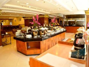 Hotel Grand Pacific Singapur - kavarna