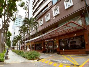 Hotel Grand Pacific Singapore - Entrance
