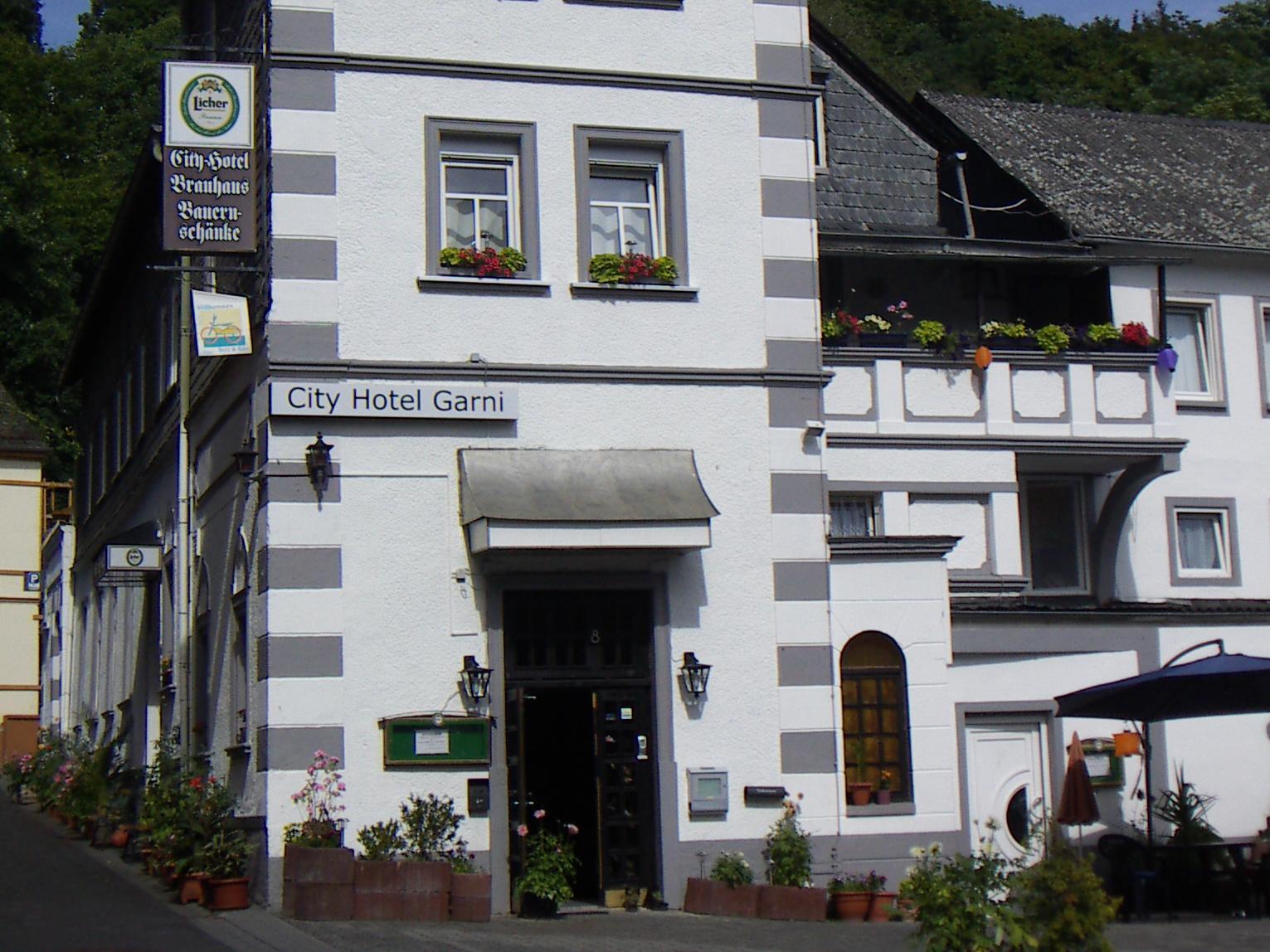 City Hotel Garni Diez