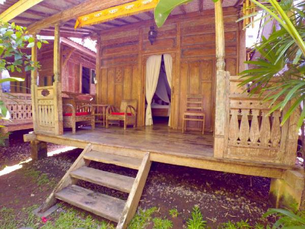Soputan Wooden House 3 Bali