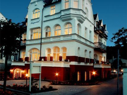 Hotel Imperial Komforthotel Garni