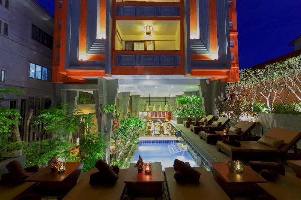 Golden Temple Boutique Siem Reap