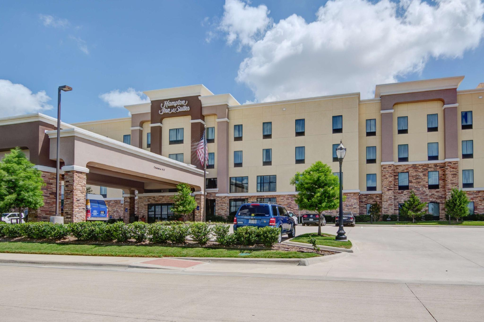 Hampton Inn And Suites Trophy Club TX