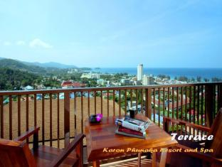 Karon Phunaka Resort and Spa Phuket - Balcony/Terrace