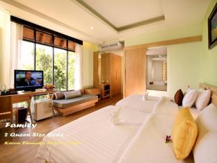Karon Phunaka Resort and Spa Phuket - Family Room