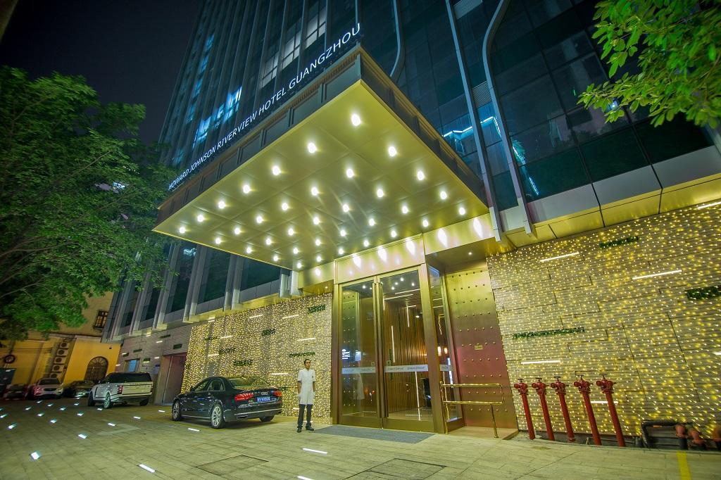 Howard Johnson Riverview Hotel Guangzhou