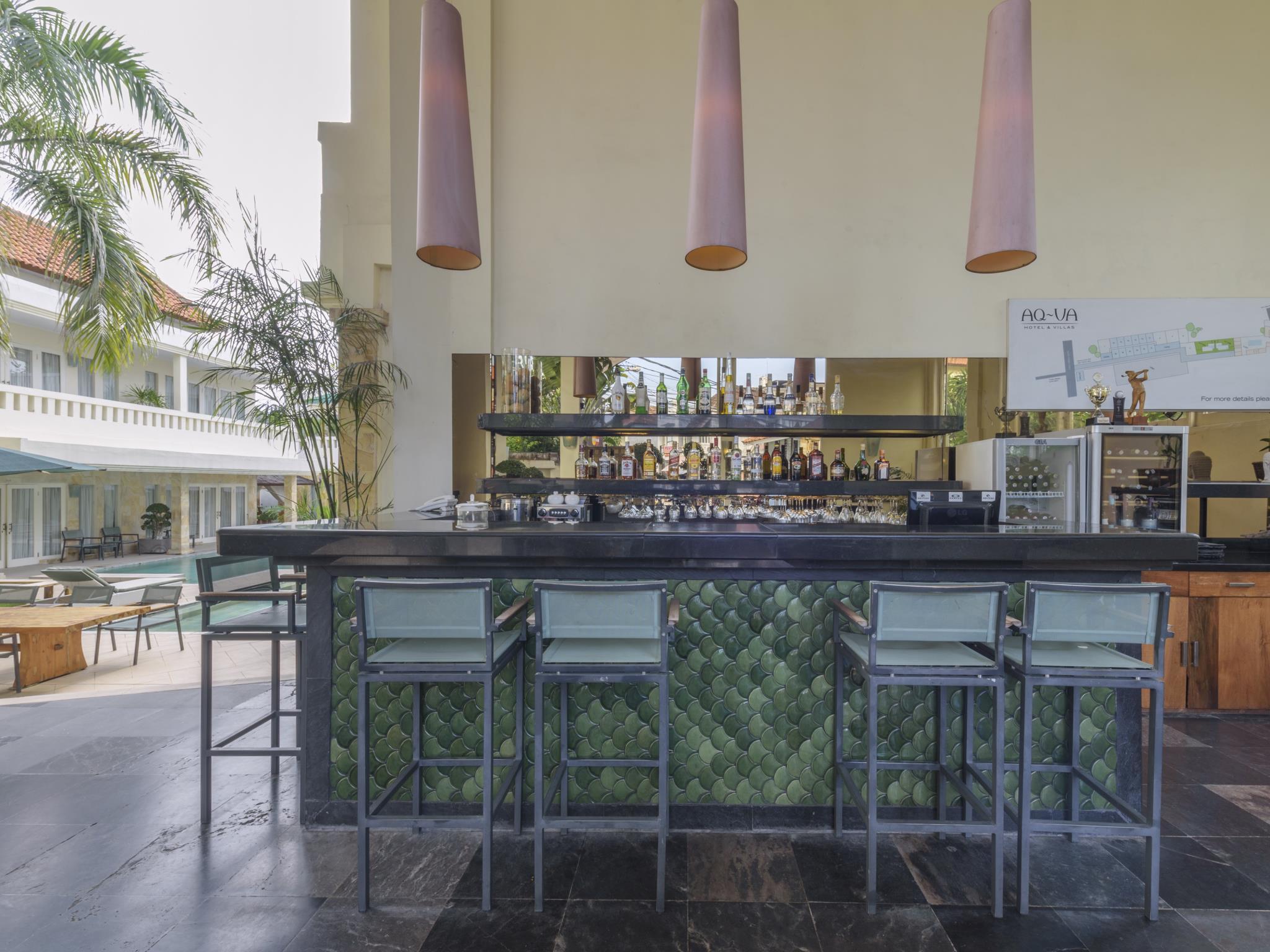 Bali Court Hotel & Apartment 5