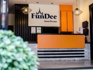 FunDee Boutique Hotel Patong بوكيت - ردهة