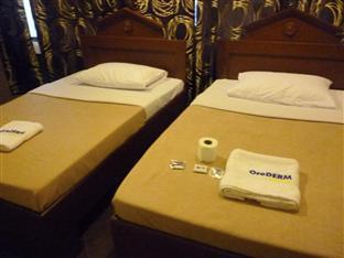 Blue Velvet Hotel & Cafe Davao City - Twin Sharing Deluxe