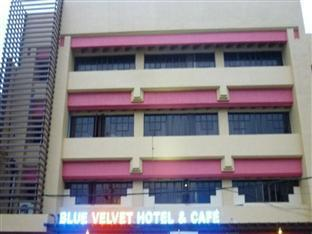 Blue Velvet Hotel & Cafe Davao City - Exterior