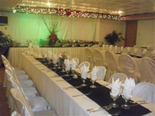 Villa Margarita Hotel Davao City - חדר ישיבות